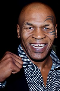 Former Heavyweight Boxing Champion of the World