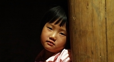 Vietnam Village Girl, 2006