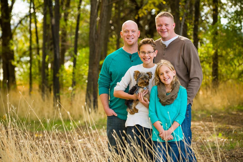 Slade, Dan & Family
