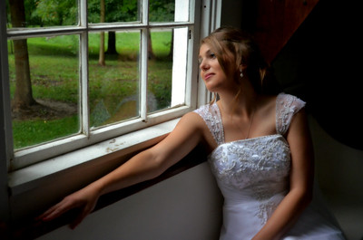 Mrs.Taylor McIlrath~I love natural window light portraits. My favorite!