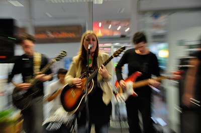 Waitakere Libraries Music Month; c. 2009