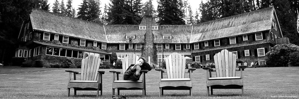 Adirondaks at Lake Quinault Lodge