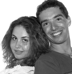 Maksim and Lisa