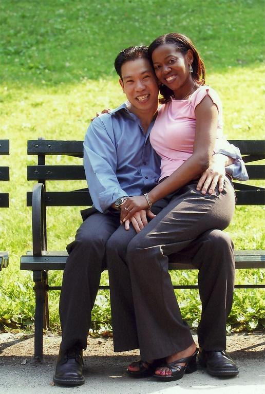 Herman Yee and Jacquetta Yee