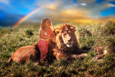 Keziah's Lion