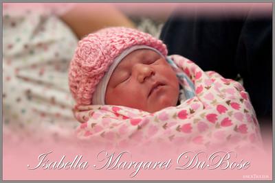 Isabella born December 10, 2010
