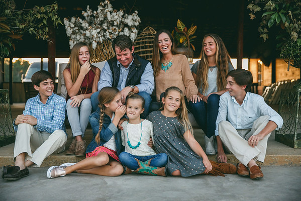 Perry Family Fall 2016
