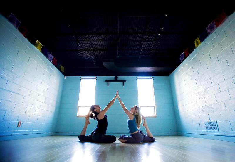 Yoga Studio Owners