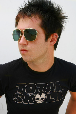 Derek Rock. Suburban Legends drummer. http://www.suburbanlegends.com/