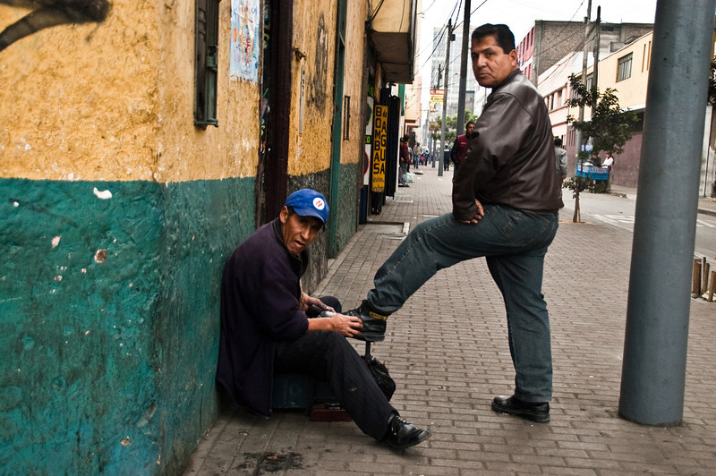 Lima, Peru, 2010.