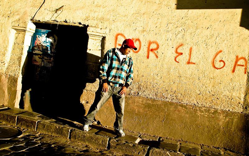 Cuzco, Peru, 2010.