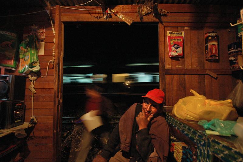 Aguas Calientes, Peru, 2010.