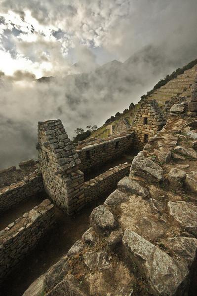 Machu Picchu, Peru, 2010.