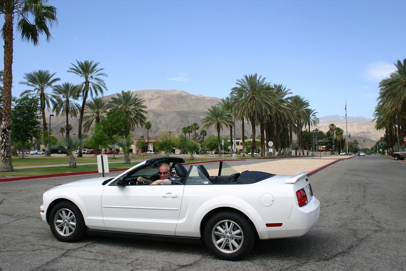 Palm Springs CA- COD- Campus