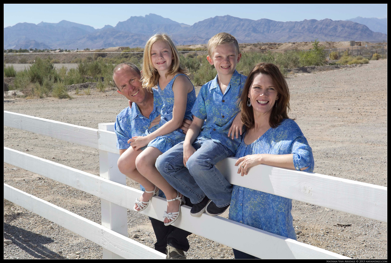 Pickett Family Proofs