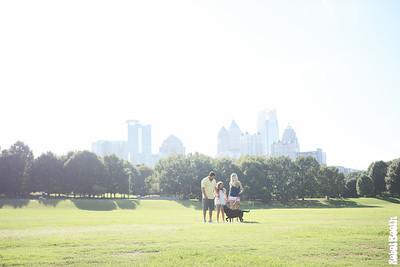 Piedmont Park - Sarah & Chris - Six Hearts Photography