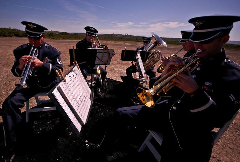 Vandenberg Airforce Base, California, 2008.