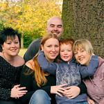Jo Fisher & Siblings