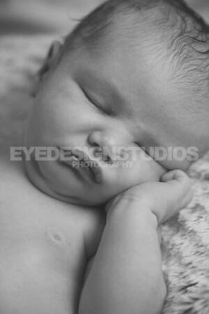 Portrait: Baby Cooper