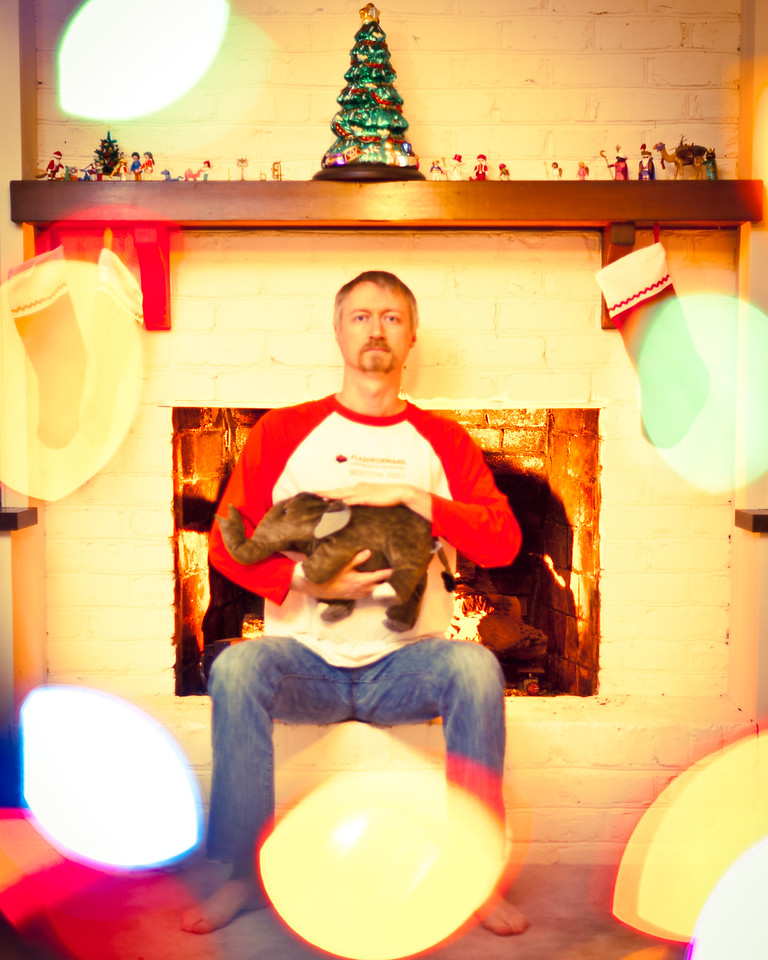 #warOnChristmas2011<br /> <br /> <br /> An outtake from our 2011 Holiday Card session.