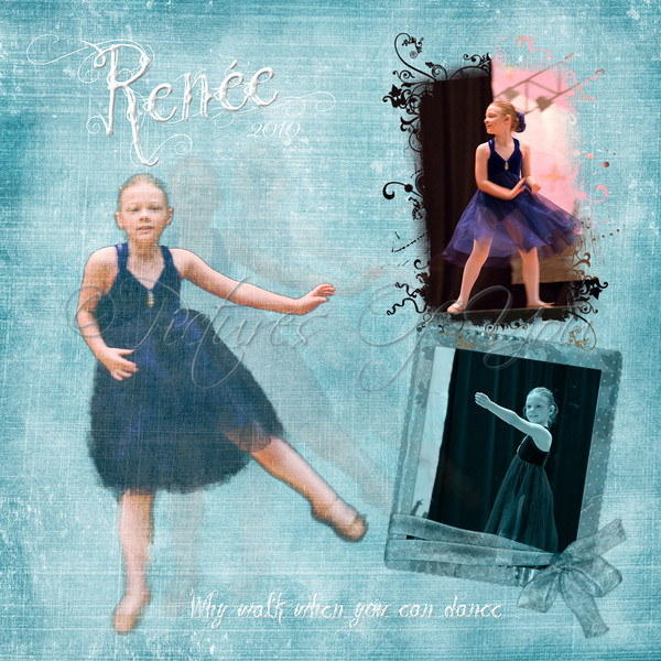 """Renee - formatted for square printing up to 12""""x12"""""""