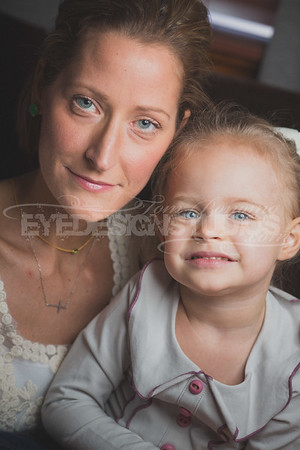 Portrait: Jennifer  & Zz