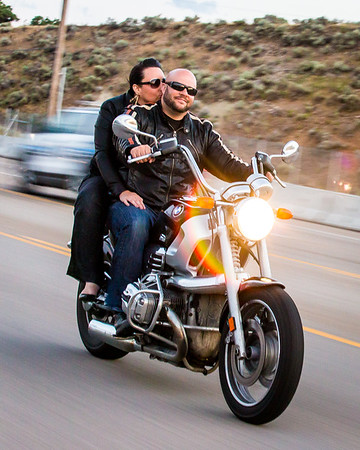 Love on a Motorcycle, 2013