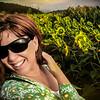 Portrait - Angie Woodward.  The Biltmore Estates.  Asheville, NC.