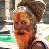 Nepal: Himalaya beauty (near Annapurna range) : Portrait