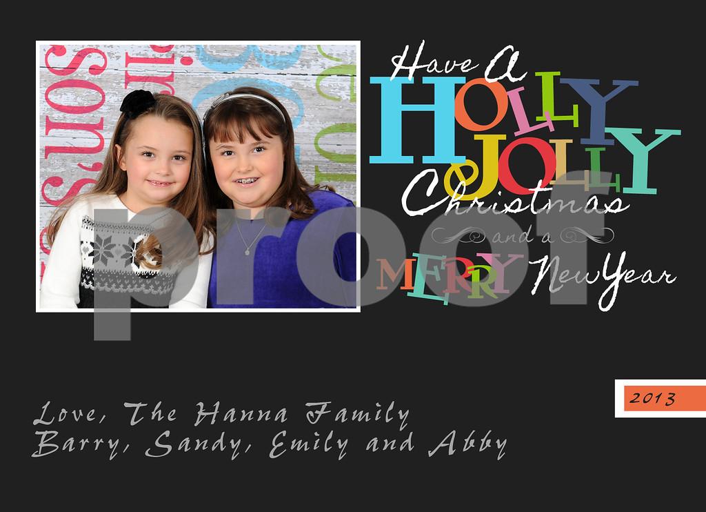 Christmas Card-HannaFamily