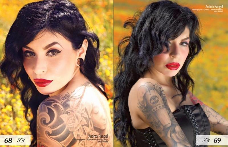 Andrea Surreal Beauty
