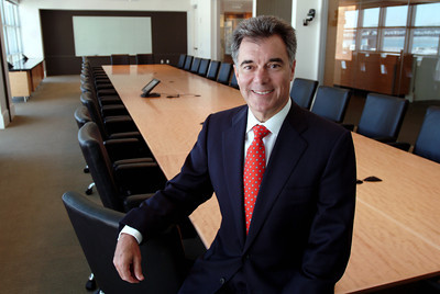Ralph Baxter, Chairman and Chief Executive Officer of Orrick, Herrington & Sutcliffe LLP.
