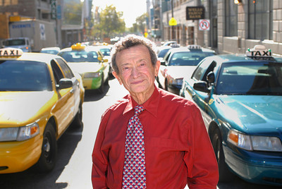 This attorney sued New York city for it's choice of non-handicap accessible cabs and won.
