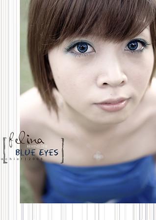 Felina - Behind the blue eyes
