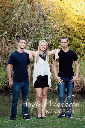 Schiedler Family 2012