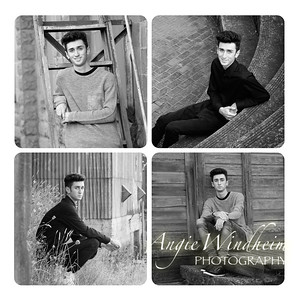 Cole 4 collage bw