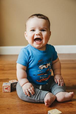 Baby Franklin - 8 months