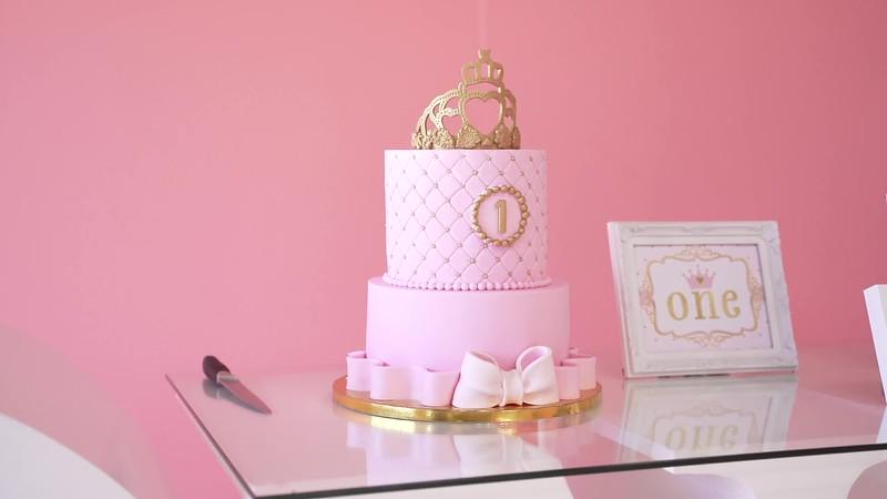 Syra's First Birthday - Full Video
