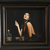 The Singer By Fabian Perez