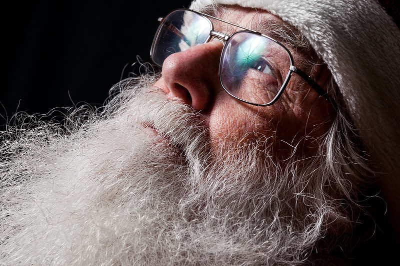 Bob Stine's Santa Claus