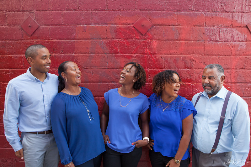 Anglade Family Portraits - Berkeley