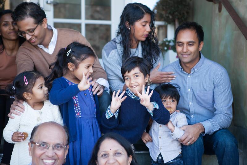 Sangvhi Family Portraits