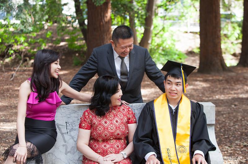 Yasin Graduation Portraits - Berkeley