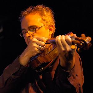 Joël, violist (artist portrait from Jack Gabel's 'Spring Quartet' CD)