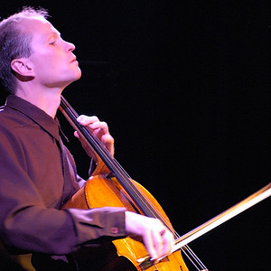 Philip, cellist (artist portrait from Jack Gabel's 'Spring Quartet' CD)