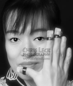 Mitsuki Dazai, koto artist (CD portrait)