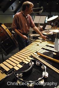 Gordon, percussionist (artist promo image)