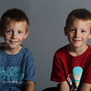 Studio Portraits Twins