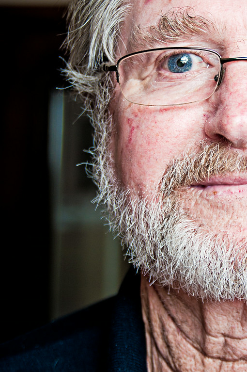 My dad. Portrait Photographer - Ryan Davis Photography, Rockford, IL