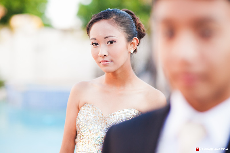 Agustin Prom Portraits